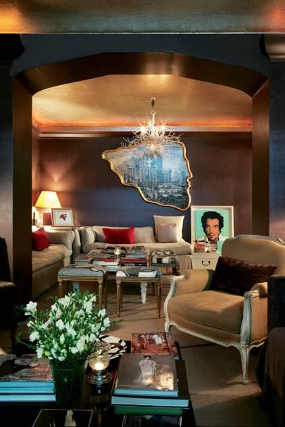 Sitting Room - Nicholas Haslam