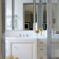 Bathroom - Modern Park Avenue Apartment
