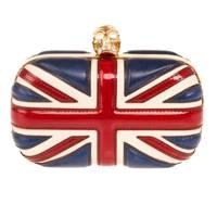 McQueen Britannia Clutch