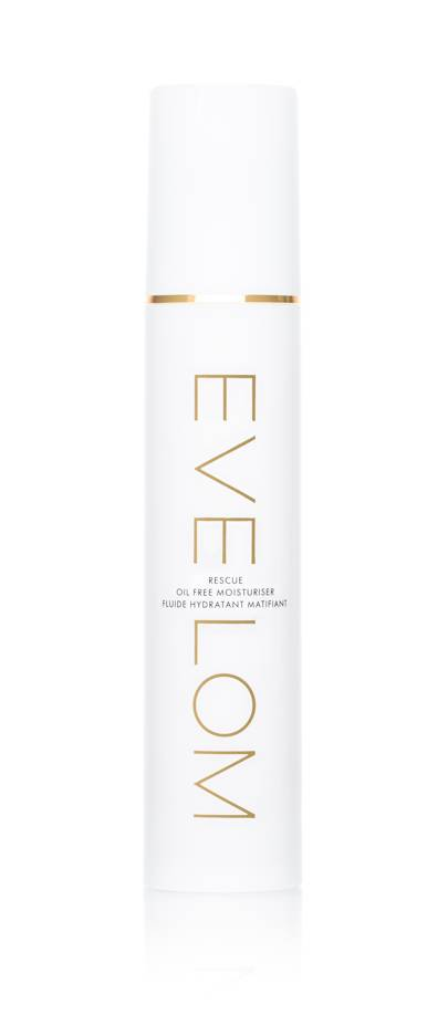 March 21: EVE LOM Rescue Oil Free Moisturiser 50ml, £50.00