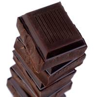 6 Squares Of Dark Chocolate = 100Kcals