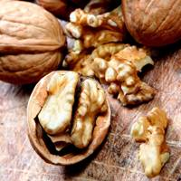 4 Walnuts = 100Kcals