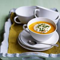 Soup - Healthy Food Thin Women Eat & 50 Top Diet Tips