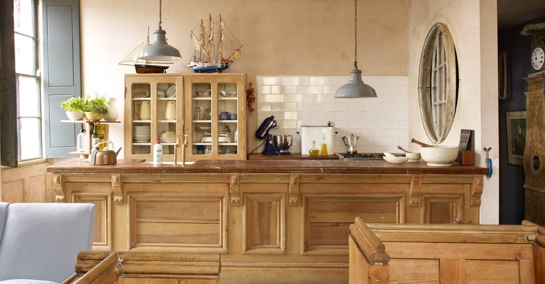 Wooden Kitchen Cabinets - Wood kitchens - Ideas & Designs ...