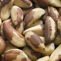 3 Brazil Nuts = 89 Kcals