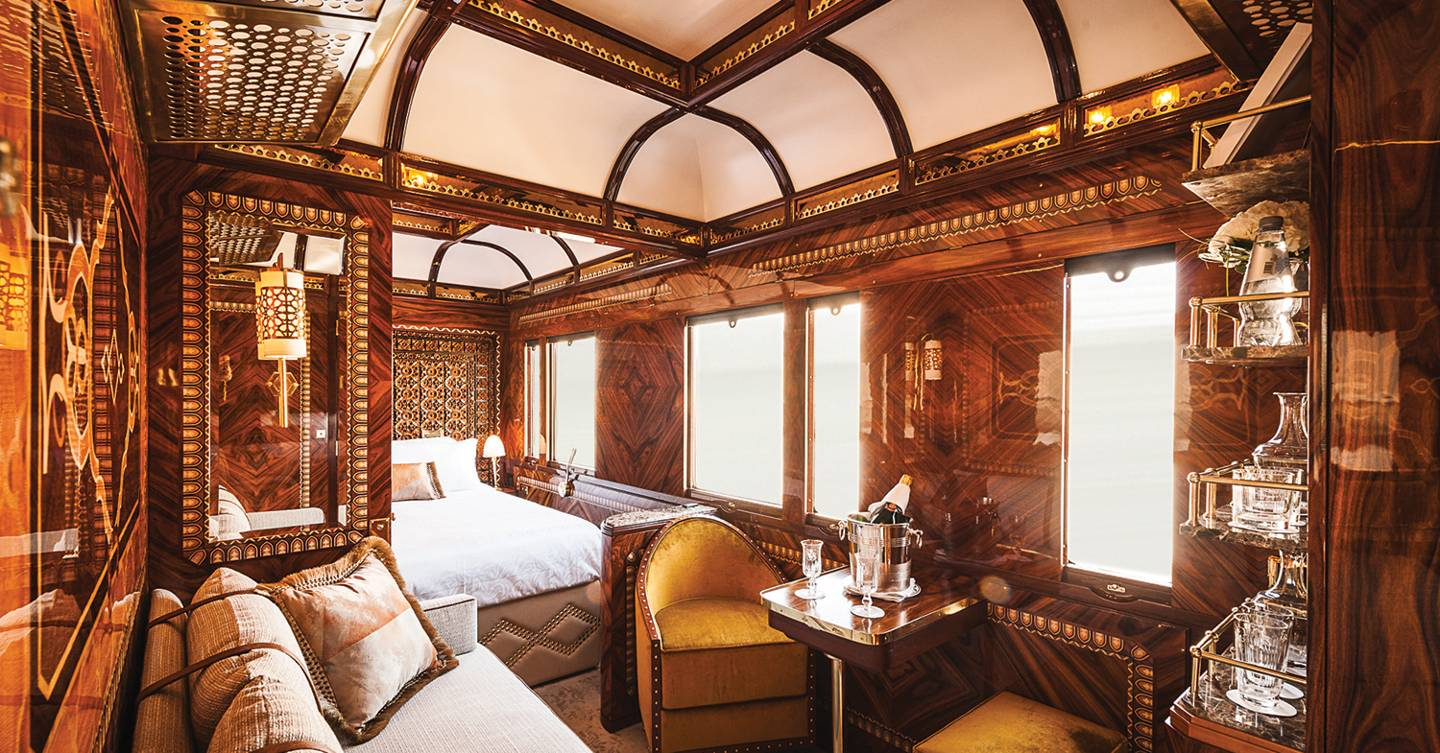 orient express suites house garden. Black Bedroom Furniture Sets. Home Design Ideas