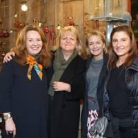 Victoria Murray, Sheila El Hadery, Gail Taylor, Margarite Zouppas