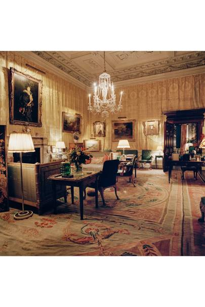 Houghton Hall - Drawing Room