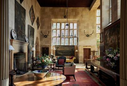 Stanway, Gloucestershire