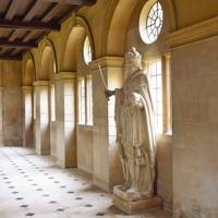 Hallway Statue - Apethorpe Palace