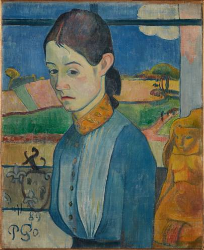 Gauguin Portraits, until January 26