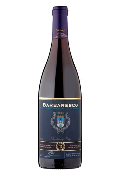 Taste the Difference Barbaresco 2014, Piedmont, Italy