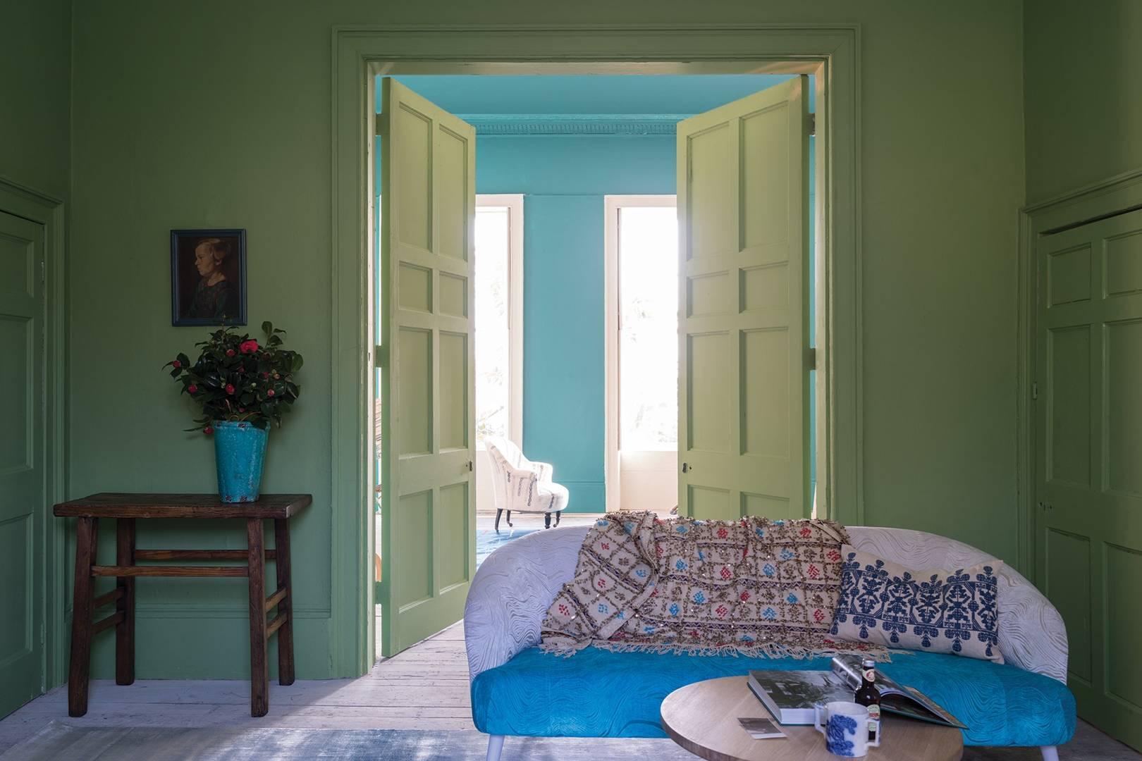Farrow and Ball Colours | House & Garden