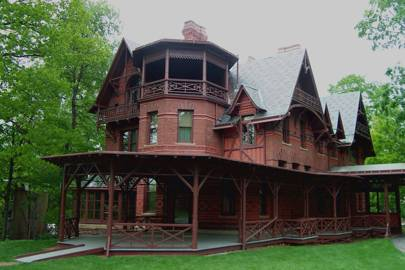 The Mark Twain House & Museum, Hartford, Connecticut, USA