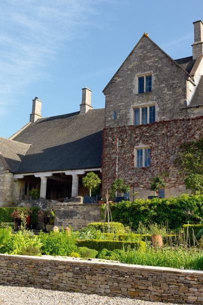 Cotswolds farmhouse