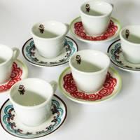 Folkware Espresso Cups