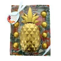 L'Artisan du Chocolat Pineapple Egg, £20