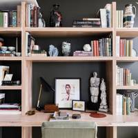 Workspace - Modern Flat by Sophie Ashby