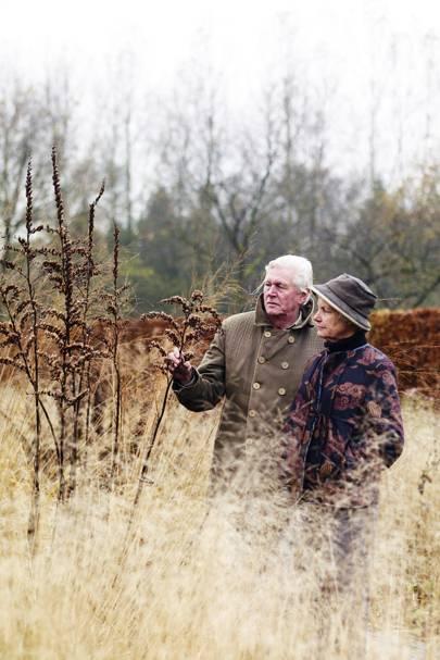 Piet and Anja - Piet Oudolf's Dutch Garden