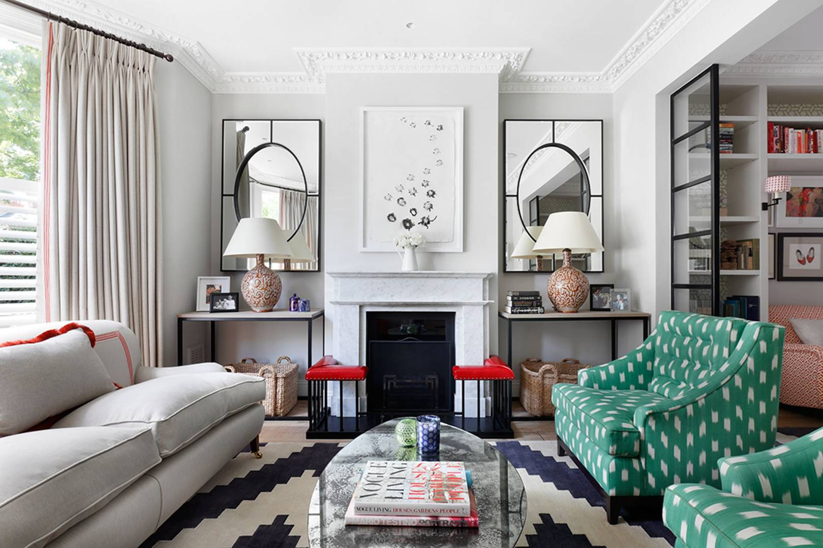 Past work | Alcove ideas living room