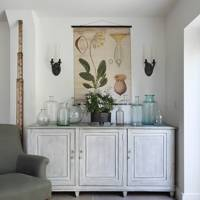 Kitchen Sideboard - Traditional Victorian Town House