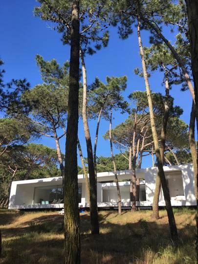 Casa da Rampa, Portugal