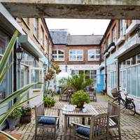 Mews Courtyard | Outdoor & Alfresco Dining