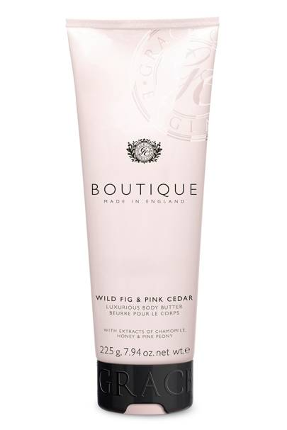 August 2: Boutique Wild Fig & Pink Grapefruit Body Butter, £6