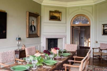 Dining Table - Newbuild Jacobean-style Manor