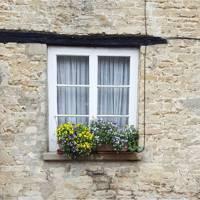Country Cottage Windowsill