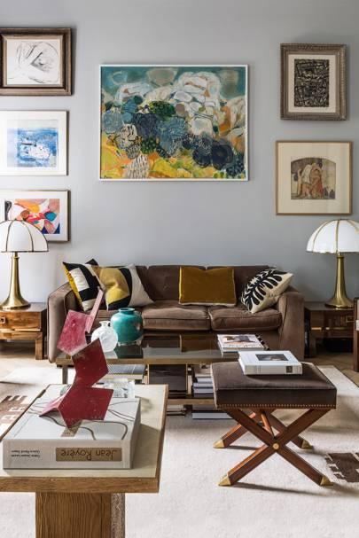 Light Art Living Room | Living Room Design Ideas