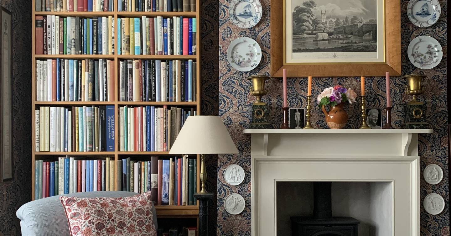 Learn the secrets of slow decorating in our next online talk - sign up now!