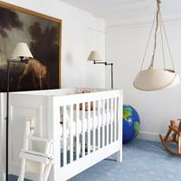 Quirky Parisian Nursery