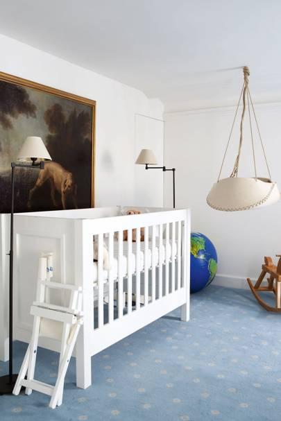 Simple Modern Nursery