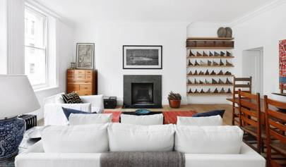Kim Wilkie S Minimalist London Flat Reworked By William Smalley