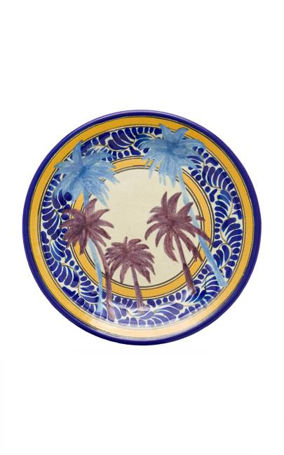 The Elder Statesman x RPM salad plate, £138