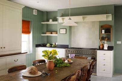 Welsh Farmhouse - The Kitchen