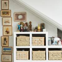 Cubby-hole Shelving