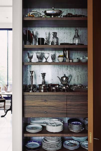 Dining Storage - Charles Rutherfoord London House