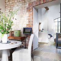 Conservatory Dining Area - Country Barn Conversion