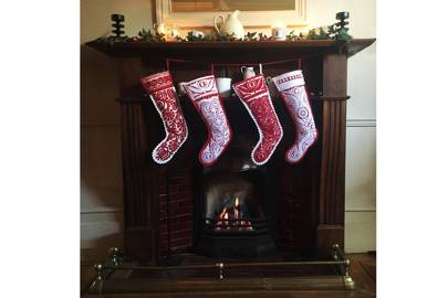 How To Make A Christmas Stocking Christmas Craft Ideas House