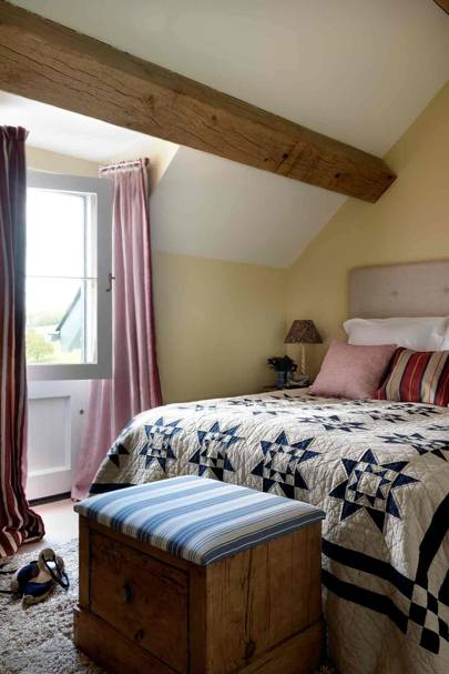 Bedroom - Prince Charles' Welsh Home