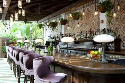 Miami Beach House: Bar