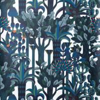 'Jardin d'Osier' wallpaper