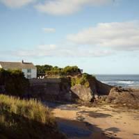 A Cornish seaside cottage