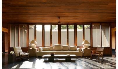 A Keralan House By Axel Vervoordt House Garden