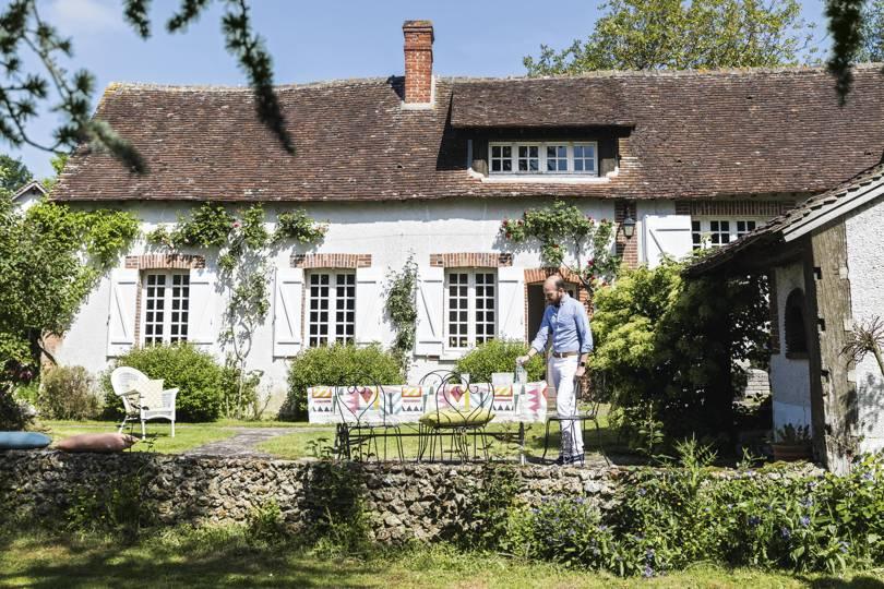 Pierre Frey Normandy house | House & Garden