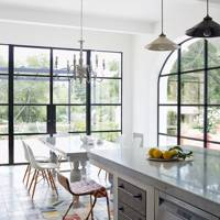 Modern Kitchen Dining Room