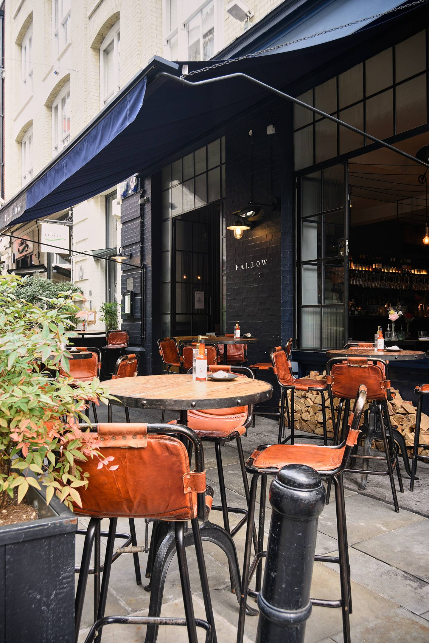 Outdoor Restaurants London Restaurants With Outdoor Drinking And Dining House Garden