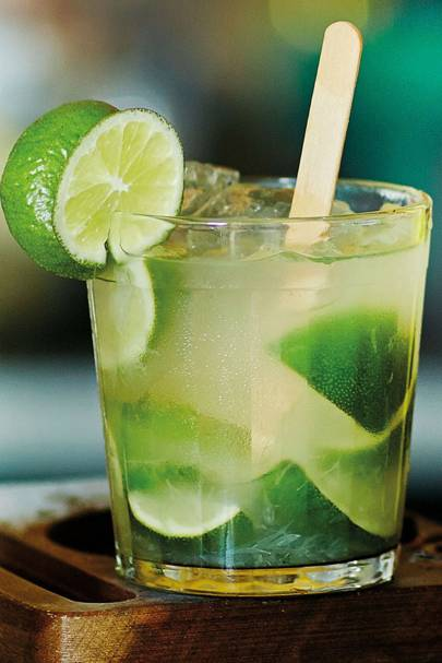 Caipirinha Recipe Easy Cocktail Recipe House Garden